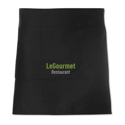 Image of Waiter's apron short 195 gr/m2